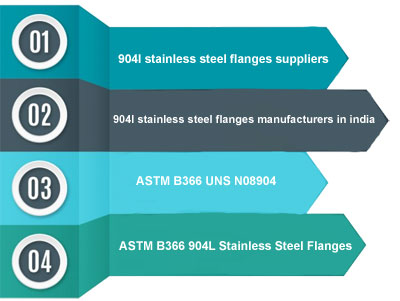 904L Flanges Manufacturers In India