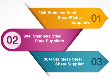 904l Stainless Steel Sheet/Plates Suppliers in India