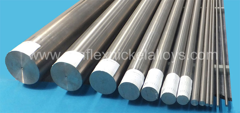 Monel 400 Round Bars / Rods
