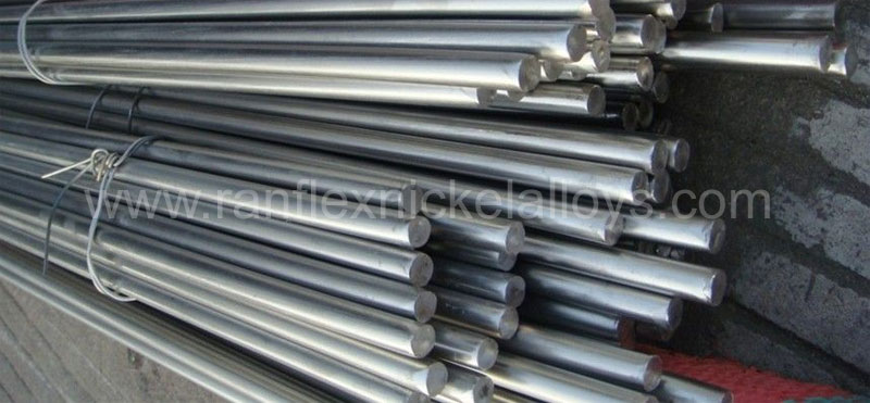 Incoloy 800HT Round Bars / Rods