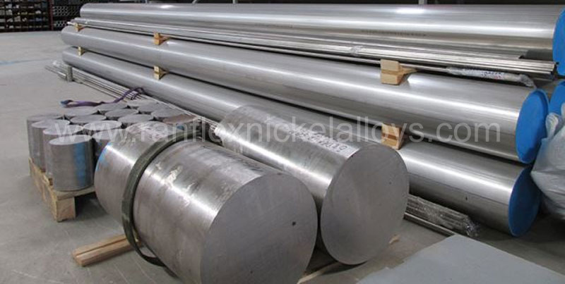 Incoloy 825 Round Bars / Rods