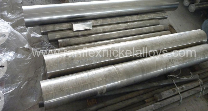 Inconel 718 Round Bars / Rods