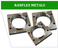 flanges fittings type square flanges