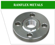 flanges fittings type threaded flanges