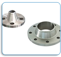 Weld Neck Flanges:(WNRF)
