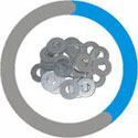 Monel flat-washers