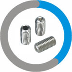Inconel Grub Screw