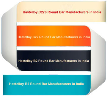 Hastelloy C276 Round Bars / Rods Suppliers