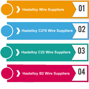 Hastelloy C276 Wire Suppliers In India