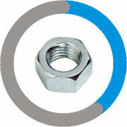 Inconel Hex Nuts