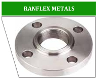 Inconel 600 Threaded Flange