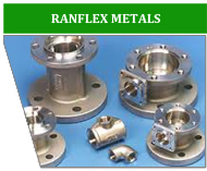Inconel 625 High Hub Flanges