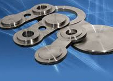 Stockist Suppliers Manufacturers of Inconel 600 Spades and Ring Spacers,  Flanges