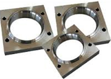 Stockist Suppliers Manufacturers of Inconel 600 Square Flanges,  Flanges