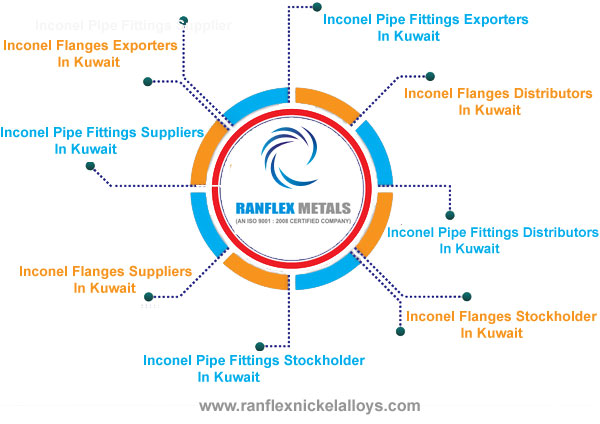 Inconel Pipe Fittings,Flanges Suppliers in Kuwait
