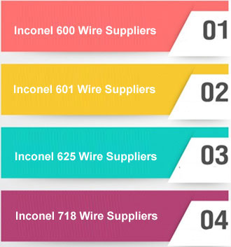 Inconel 625 Wire Suppliers In India