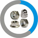 Inconel Metric Nuts