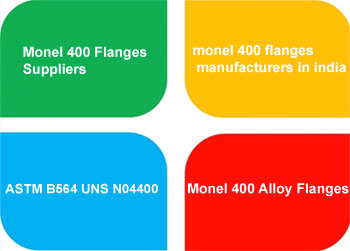 Monel 400 Flanges Manufacturers In India