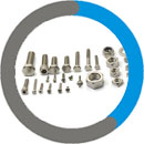 Nickel Alloy 201 Fasteners