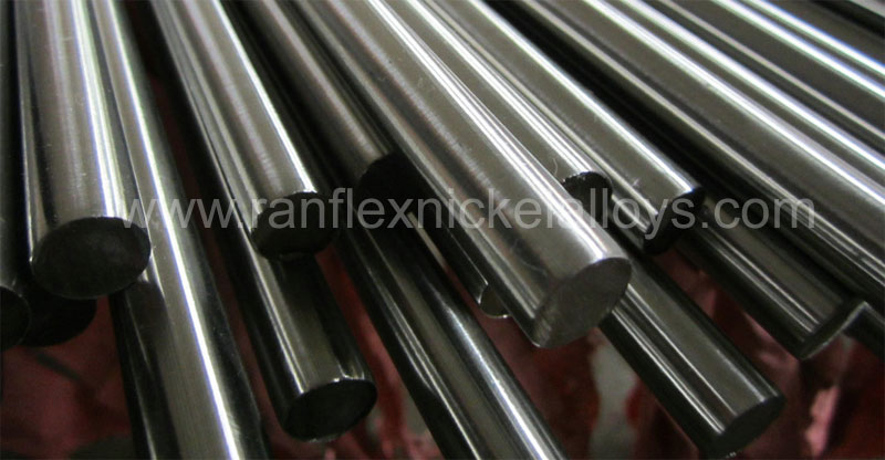 Nickel Alloy Round Bars / Rods