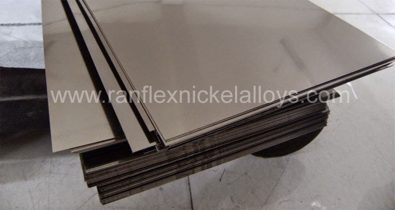 Nickel Alloy Sheet / Plates