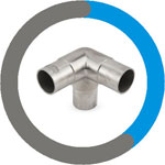Alloy 20 Outlet Elbow