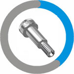 Inconel Shoulder Bolt