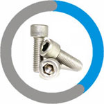 Inconel Cap Screws & Hex Bolts