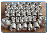 Leading Stockist Suppliers Exporters and Manufacturer, Nickel Alloy 200 Socketweld Fittings