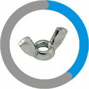 Inconel Wing Nuts